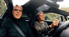 The two Formula 1 champions sure know how to drive McLaren's hypercar on the tight streets of the Municipality . Mclaren P1, Nico Rosberg, Monaco, Formula 1, Champion, F1, News, Celebrities, Celebs