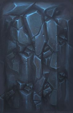 Textures, Paintings, and Sculpts :Andy Hansen: 3D Environmental Artist: