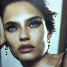 #model #beauty #fashion #makeup #gorgeous #lips #hair #eyes #tan #tanned #vogue #magazine #editorial #campaign #cool #beautiful #skin