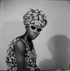 dressupnation: Malick Sidibé, Postcards from Bamako