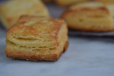 "We're in training. Did you know that? These are tender and flaky Gluten-Free Cornmeal Biscuits. but they're also trainers. Are you nervous about Puff Pastry? It can be kind of intimidating. There's a recipe for ""Quick"" (so to speak) Puff …"