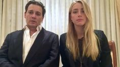 Johnny Depp and Amber Heard apologize for dog-smuggling...: Johnny Depp and Amber Heard apologize for… #JohnnyDepp #AmberHeard