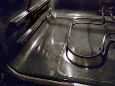 Make your own inexpensive non-toxic natural oven cleaner