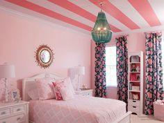 Розовый интерьер: оформляем комнату в романтическом цвете