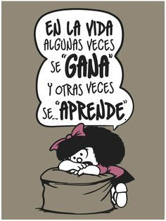 Post Quotes, Funny Quotes, Mafalda Comic, Good Morning In Spanish, Mafalda Quotes, Inspirational Phrases, Images And Words, Funny Messages, Spanish Quotes