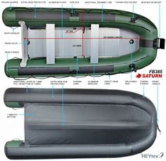 13' Extra Heavy-Duty Inflatable Fishing Boats FB385. Bigger, Wider, Larger! Fishing Rod, Fishing Boats, Boat Tubes, Electric Trolling Motor, Rowing Oars, Inflatable Boats, Pvc Fabric, Dinghy, Rafting