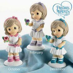 Precious Moments® Birthday Girls