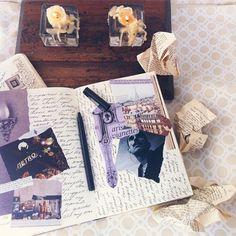 Her Library Adventures..: June Seven Vignettes..