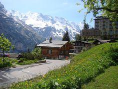 murren | Murren,Switzerland | Flickr - Photo Sharing!