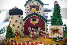 Gingerbread House Competition at Grand Geneva by GrandGeneva,2010 via Flickr