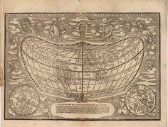 "North American ""Bird's-Eye"" View (1558)"