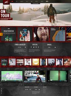 13 klasse Webseiten und Shops für Sport und Fanarktikel » Frisch Inspiriert