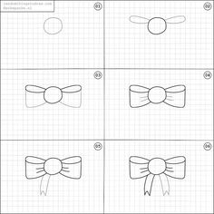 How to draw a bow.