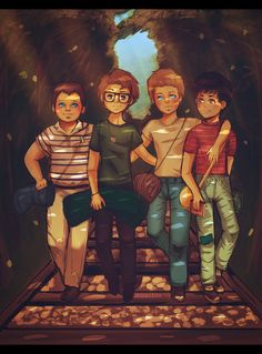 pictures of stand by me | Stand by Me by *Demachic on deviantART