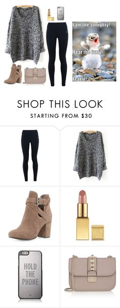 """""""untitled #137"""" by jadziabelle ❤ liked on Polyvore featuring NIKE, Ash, AERIN, Kate Spade and Valentino"""