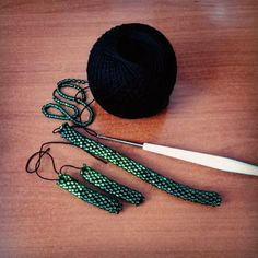 We on Facebook: http://ift.tt/2jRHDjd Beautiful Beaded Jewelry #underbeads by @underbeads Check our #AmazingPhoto WEBSTA: #inprogress #sundaymorning #jewerly #beads #beadsbracelet #jewellery #beadjewelry #fashion #handicraft #beadcrochet #beadwork #crochetwork #handmadejewerly #crochetbeads #crochet #handmadejewerly #szydełko #szydełkowanie #kolczyki #bransoletka #bracelet #earrings #silverlined #green #handmade #kaszma