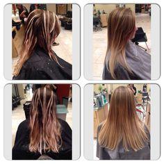 Ombré Long Hair Styles, Beauty, Beleza, Long Hair Hairdos, Long Hairstyles, Long Hairstyle, Long Haircuts