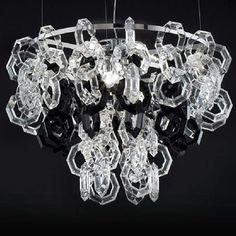 Facon De Venise Misstrass SO 70 Suspension Lamp