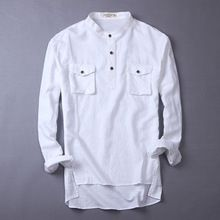 Spanish brand long sleeve shirt men spring summer men shirts solid white shirt mens pocket slim shirts male chemise camisa M-XXL   Tag a friend who would love this!   FREE Shipping Worldwide   Buy one here---> https://tshirtandjeans.store/products/spanish-brand-long-sleeve-shirt-men-spring-summer-men-shirts-solid-white-shirt-mens-pocket-slim-shirts-male-chemise-camisa-m-xxl/