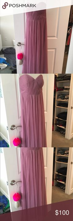 Bridesmaid dress. Jenny Yoo Jenny Yoo. Style: Annabelle; Fabric: Tulle; Color: cherry blossom Jenny Yoo Dresses Wedding