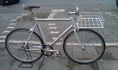 Schindelhauer + Copenhagen Parts Bike Porter