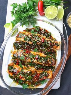 Salmon Recipes, Fish Recipes, Clean Recipes, Cooking Recipes, Vegetarian Recipes, Healthy Recipes, Love Food, Food Inspiration, Food Porn