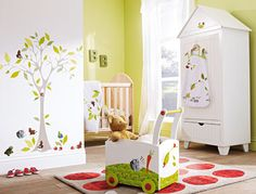#chambre #chambrebebe Baby Bedroom, Toddler Bed, Decoration, Kids Rooms, Baby Ideas, Bear, Furniture, Home Decor, Child Room