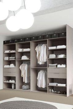 Castorama dressing d 39 angle concept darwin home furniture pinteres - Placard dressing ikea ...