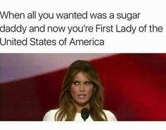 Melania Trump memes