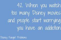 Disney Fangirl Problems