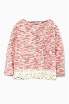 Next Knit Look Sweater (3-16yrs) (358856G55)   £10 - £13