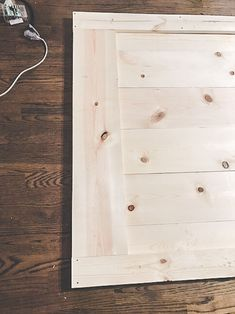 DIY Sliding Barn Door 5 Diy Sliding Barn Door, Diy Barn Door, Barn Door Hardware, Hand Sander, Installing Shiplap, Wood Putty, Swinging Doors, Door Kits, Bathroom Doors