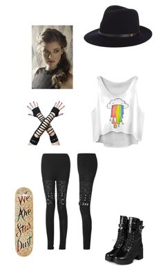 """Tamaki Asks You Out"" by maryvarleyrox ❤ liked on Polyvore featuring yeswalker, Retrò and rag & bone"