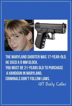 So the moral of the story you can't stop people from getting guns with laws or confiscation it takes a good person with a gun to stop a bad person with a gun