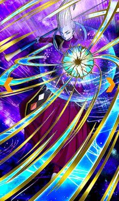 [Enigmatic Power] Whis/Dragon Ball Z: Dokkan Battle