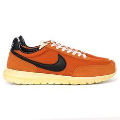 28b30afe2461 nike Roshe Daybreak NM Tuscan Rust Suede Sneakers
