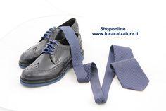 Handmade shoes a partire da 115 euro Www.lucacalzature.it