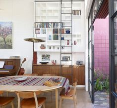 Beautiful art, open spaces and buckets of natural light