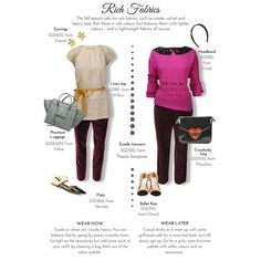 """One pair of pants; two pretty different ways to get on the fall/winter trend without breaking a sweat. Great """"corporate chic"""" looks that can take you from work to wine in a snap!  Hit the link in our bio to check out the pieces.fashion,fomo,fallwinter,onlineshopping,celine,chanel,condition,sopagefive,velvet,styleit,retailtherapy,thefifthcollection,ecommerce,falltrends,shopthelook,miumiu,preloved,suede"""
