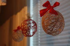Milla tuunaa: Jouluksi narupalleroita