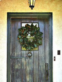 Effortlessly Rustic Holiday | Holiday by NDI | #ndi_flower #wreath