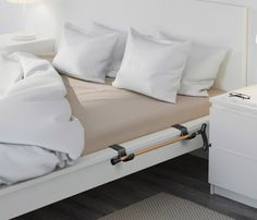 IKEA's ThisAbles add-ons adjust furniture for people with disabilities Ikea Furniture Hacks, Furniture Making, Malm Bed, Modular Table, Ikea New, Sofa Legs, Disability, Living Spaces, Furniture Design