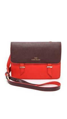 Karen Walker Sloane Cross Body Bag