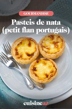 Muffin, Eggs, Breakfast, Mini, Desserts, Food, Pastel De Nata, Portuguese, Tarts