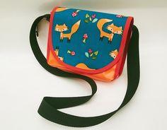 Kindergartentaschen - Kindergartentasche - ein Designerstück von Taschenmacherei bei DaWanda Saddle Bags, Etsy, Fashion, Handmade, Moda, Sling Bags, Fashion Styles, Fasion