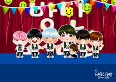 ARMY Celebrating BTS 2nd Anniversary 150613
