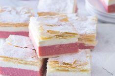 Czech Recipes, Vanilla Cake, Cheesecake, Sweets, Baking, Desserts, Food, Dessert Ideas, Basket