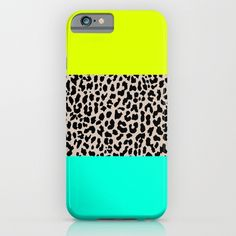 Leopard National Flag XI iPhone & iPod Case