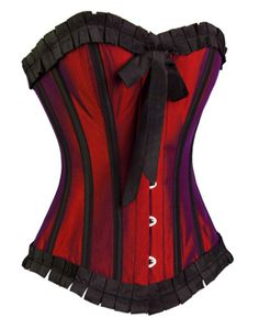 701ce15668ccb Sexy Boned Overbust Waist Training Lace Up Bustier Top Corset Shapewear  Shaper. Ladies Satin Black Underbust Top Corset Boned Lace Up Bustier Plus  size ...