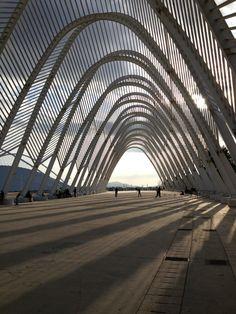 Ολυμπιακό Στάδιο (Olympic Stadium) στην πόλη Μαρούσι, Αττική